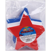 Darice Foamies Value Pack Bases, Stars, 36/pkg