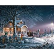 Terry Redlin Collection Jigsaw Puzzle 1000 Pieces 60cm x 80cm -Winter Wonderland