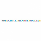 Pencil Party Favours 12/Pkg-Happy Birthday
