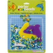 Perler Fun Fusion Fuse Bead Activity Kit, Water Whimsey
