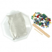 Milestones 90111273 Mosaic Stepping Stone Kit