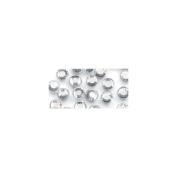 Rhinestone Setter Hot-Fix Embellishments 5mm 400/Pkg-Crystal Glass Stone