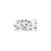 Rhinestone Setter Hot-Fix Embellishments 3mm 1000/Pkg-Crystal Glass Stone