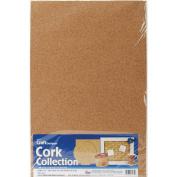Cork Collection Sheet, 30cm x 46cm x  .  cm