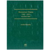 Rossevelt Dime Folder -1965-2003 Volume 2