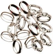 Wedding Dress It Up Embellishments-Wedding Rings