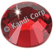 HotFix. Crystals 3mm-Light Siam 36/Pkg