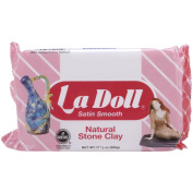ACTIVA La Doll Natural Air Dry Stone Clay 1.1 pound