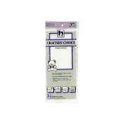 Crafter's Choice Fusible Backing-90cm x 50cm