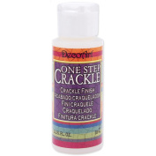 Deco Art 428082 One Step Crackle Finish-2 Ounces