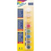 Ceramcoat Acrylic Paint Pots-Basic Colours