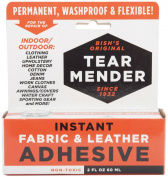 Tear Mender Instant Fabric & Leather Adhesive-60mls