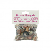 Blumenthal Lansing 91986 Button Bargain 4 Ounces-Naturals