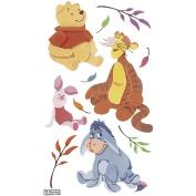 Jolees DJB-W003 Disney Dimensional Sticker-Winnie The Pooh And Pals