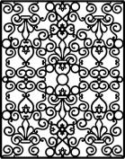 Spellbinders Impressabilities Dies-Floral & Stone