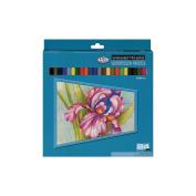 Watercolour Pencils 24/Pkg-Assorted