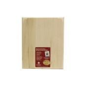 Walnut Hollow Basswood Rectangle Plaque, 15cm by 20cm