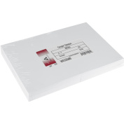 Leader A7 Greeting Cards & Envelopes (13cm x 18cm ) 50/Pkg-White
