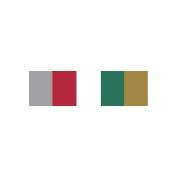 Quilling Paper  .  cm 105/Pkg-5 Colours Holiday Assor