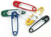 Creative Impressions CI84561 Mini Painted Safety Pins