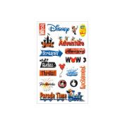 Disney Gems Stickers Packaged-Disney Adventure