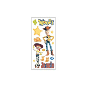 Woody & Jessie Stickers Packaged-