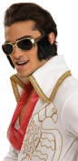 Elvis Glasses with Sideburns Halloween Accessory