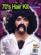 Costumes For All Occasions FM53793 Disco Hair Kit