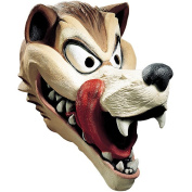 Costumes For All Occasions DG10529 Wolf Hungry Mask