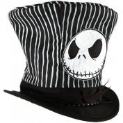 Jack Skellington Top Hat Adult Halloween Accessory