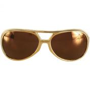 Glasses Rock & Roller Gold