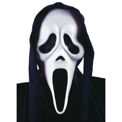 Scream Halloween Mask