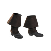 Costumes For All Occasions DG18725 Jack Sparrow Boot Covers Adult