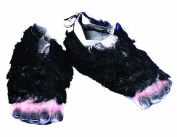 Gorilla Feet with Hair Adult Halloween Accessory
