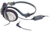 Behind-The-Neck Folding Headphones