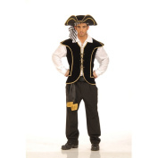 Costumes For All Occasions FM60695 Pirate Vest Male