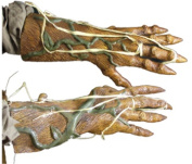 WMU Pumpkin Rot Latex Hands