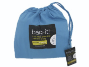 Ezeesheets bag-it! Cot Fitted Sheet Turquoise