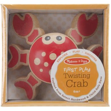 Melissa and Doug 4038 Twisting Crab