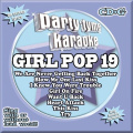 Party Tyme Karaoke - Girl Pop 19 [8+8-song CD+G]