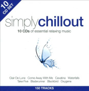 Simply Chillout  [Box] [10 Discs]