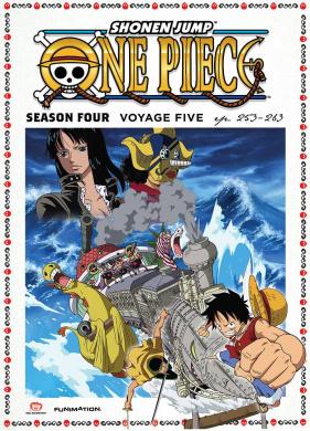One Piece: Season 4 - Voyage Five