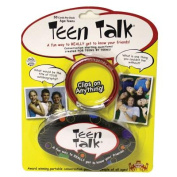 Continuum Games 0919 A Fun Portable Conversation Game - Teen Talk