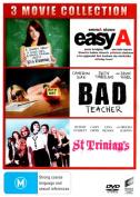 Easy A / Bad Teacher /  St Trinian's [Region 4]