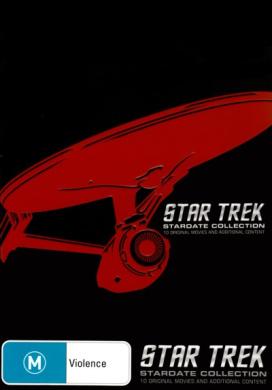 Star Trek Stardate Collection: 10 Original Movies