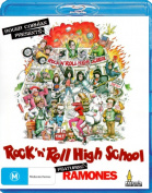 Rock 'N' Roll High School [Region B] [Blu-ray]