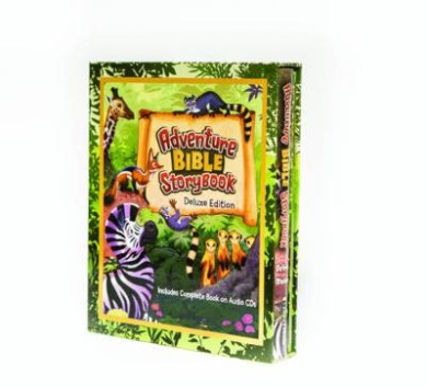 Adventure Bible Storybook (Adventure Bible)