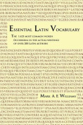 Essential Latin Vocabulary