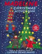 Madeline Christmas Activity Book (Madeline
