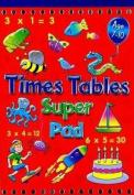 Times Tables Super Pad